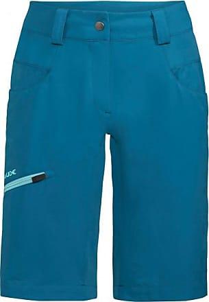 Vaude Skarvan Bermuda Shorts für Damen | blau