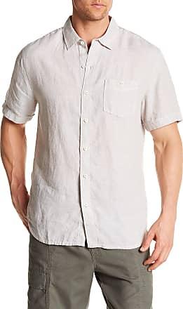 a59e4313e Tommy Bahama Party Breezer Linen Short Sleeve Modern Fit Shirt