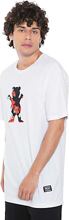 Grizzly Camiseta Grizzly Luan Branca