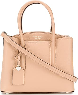 Kate Spade New York Bolsa transversal Margaux Medium - Neutro