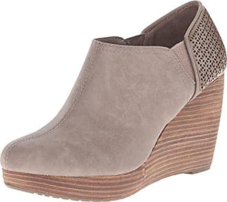 Dr. Scholls Womens Harlow Boot Harlow,Taupe,11 M US
