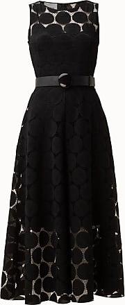 Akris Dot Lace Sleeveless Maxi Dress