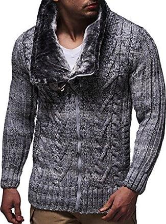 Bekleidung in Grau von LEIF NELSON® für Herren   Stylight
