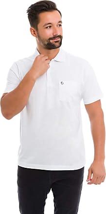 Olimpo Camisaria Camisa Gola Camisa Gola Polo Olimpo Meia Malha Lisa com Bolso