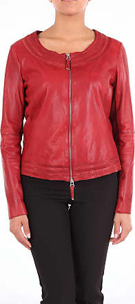 various colors 4c7a3 a3893 Giubbotti In Pelle in Rosso: Acquista fino a −61% | Stylight