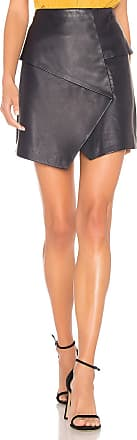 Joie Akirako B Mini Skirt in Navy