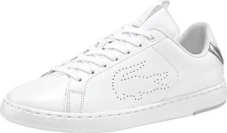 2b43971af609c3 Lacoste Sneaker Carnaby Evo Light WT 119 silber   weiß