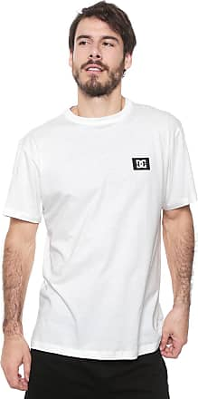 DC Camiseta DC Shoes Stage Box 2 Off-white