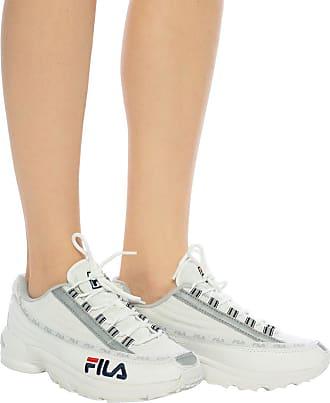 Women's White Fila® Low Top Sneakers Stylight  Stylight