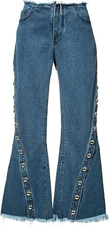 Marques Almeida flared jeans - Blue