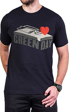 Bandalheira Camiseta Green Day Ratoeira 100% algodão