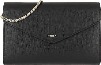 Furla Cross Body Bags - Babylon Large Chain Clutch Nero - black - Cross Body Bags for ladies