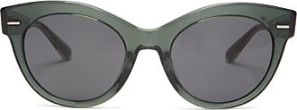 The Row X Oliver Peoples Georgica Cat-eye Sunglasses - Womens - Green