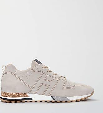 Rabaini Hogan - Sneakers laserata - Sabbia