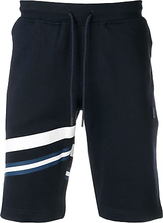 Paul & Shark blue track shorts - Azul