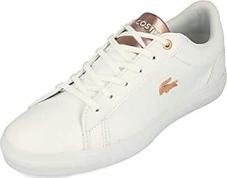 81455d040c83c7 Lacoste Lerond 119 1 QSP CFA White Light Pink 40.5