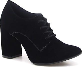 Zariff Sapato Zariff Shoes Casual em Veludo