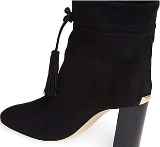 Kate Spade New York New York Womens Hillie Suede Round Toe, Black Suede, Size 8.0 US / 6 UK US