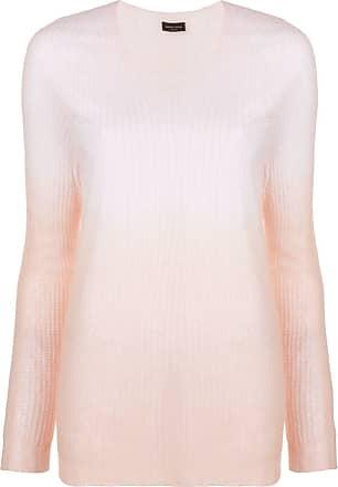 Roberto Collina gradient effect jumper - Pink