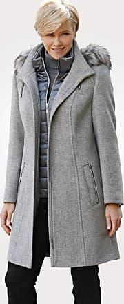 Welp Grijs Dames Mantels: Shop tot −61%   Stylight DR-69
