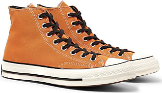 sports shoes eb3f6 38697 Converse 1970s Chuck Taylor All Star Canvas High-top Sneakers - Orange