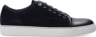 Lanvin Dbbi Sneakers Mens Navy Blue