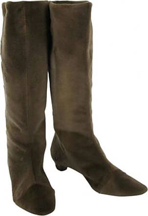 fe456dc4cfe Louis Vuitton Rare Louis Vuitton Boots In Beige Gradient Shaved Mink