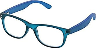 0957dc27b79 Peepers Unisex-Adult Day Tripper - Blue Wood 2513175 Square Reading Glasses