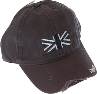 Universal Textiles London Union Jack Great Britain Design Baseball Cap (One Size) (Navy)