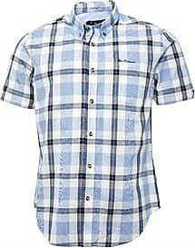 Ben Sherman short sleeve checked shirt
