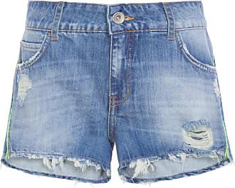 Colcci Short Jeans Tomboy Colcci - Azul