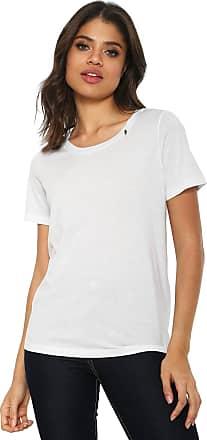 Zoomp Camiseta Zoomp Lisa Branca