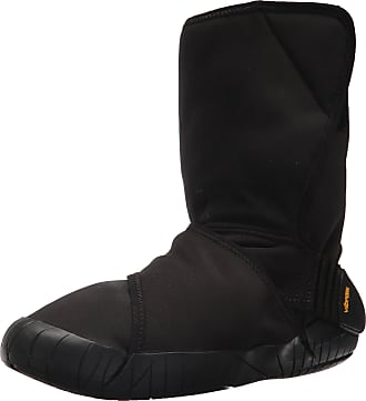 Vibram Fivefingers Unisexs Furoshiki Mid Boot New Yorker Black Sneaker,44-45(EU),9.5-10.5UK