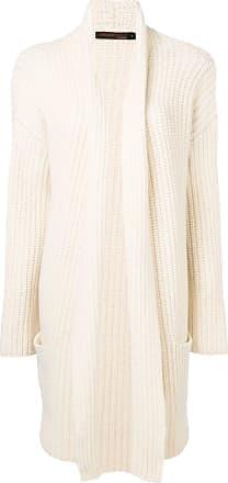Incentive! Cashmere Cardigã longo de cashmere - Neutro