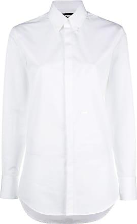 Dsquared2 Camisa slim - Branco