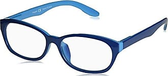Peepers Womens Good Morning, Charlie 2366150 Oval Reading Glasses, Blue, 1.5