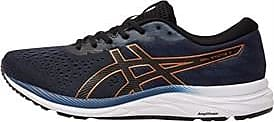 Asics lace up neutral running shoes with AMPLIFOAM midsole and GEL technology for ultimate comfort. The mesh upper promotes air flow and the ORTHOLITE sockl