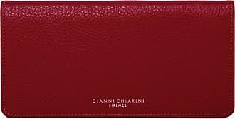 Gianni Chiarini large size greta wallet color red