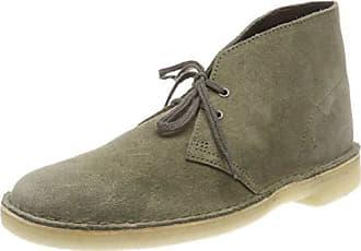 e537ae472bfa98 Livraison: gratuite. Clarks Desert Boots Homme, Vert (Olive Suede), 45 EU