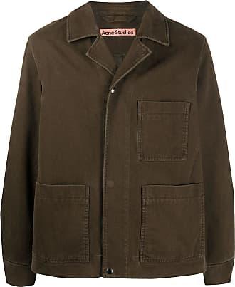 Acne Studios workman over jacket - Brown