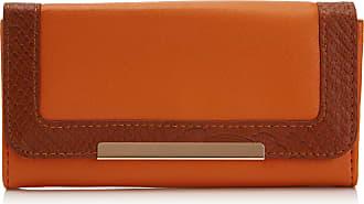 Swankyswans Womens Ella Elegant Wallet LWF Orange