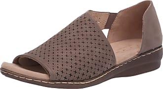 Naturalizer Womens G8559S0 Flat Sandal Grey Size: 4.5 UK