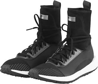 adidas by Stella McCartney Pulse Boost Hightop-Sneaker (Schwarz) - Damen