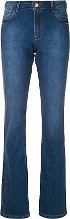 Alcaçuz Calça jeans reta Jadson - Azul