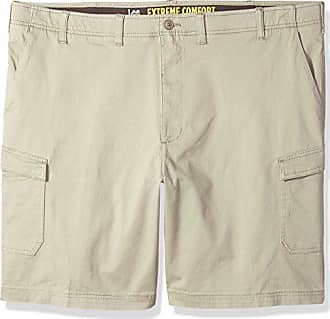 a371914f Lee Mens Big-Tall Performance Series Extreme Comfort Cargo Short, Pebble 54