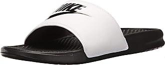Nike CHINELO NIKE BENASSI JDI (40,5, BRANCO-PRETO)