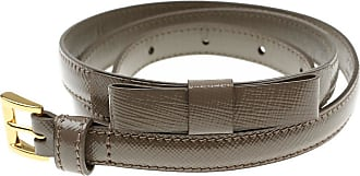 Prada Belt for Women On Sale in Outlet, Clay, Leather, 2019, EU 75 cm - US/UK 30 in EU 80 cm - US/UK 32 in