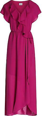 Madeleine Langes, ärmelloses Sommerkleid mit hohem Schlitz Damen purpleviolett / lila