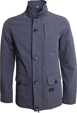 Crosshatch Mens Douro Jacket (X-Large, Grey)