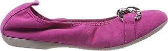 Marco Tozzi Womens 2-2-22123-32 Ballet Flats, Pink (Pink 510), 3.5 UK
